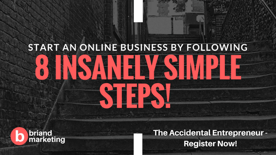 8 Simple Steps to FINALLY getting your Online Biz Off the Ground.